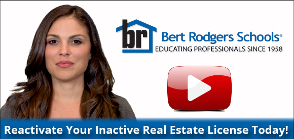 Florida Real Estate Reactivation Course Video