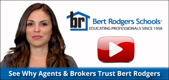 Renew your Florida Real Estate License - Bert Rodgers Schools