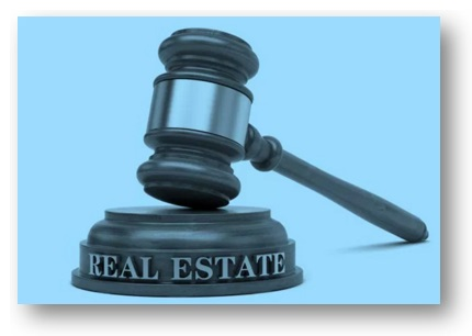 Real Estate Gavel